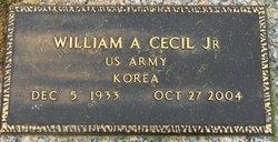 """William Andrew """"Bill"""" Cecil, II"""