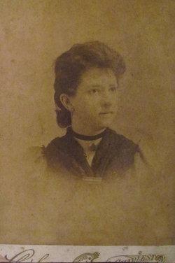 "Sarah Elizabeth ""Bessie"" <I>Bessellieu</I> Larisey"