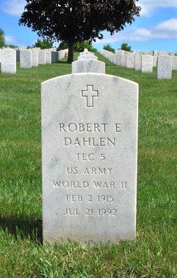 Robert E Dahlen