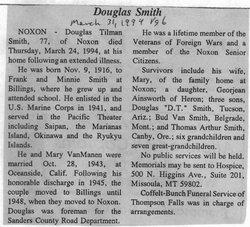 Douglas Tilman Smith