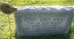 Henry Lewis Wicks