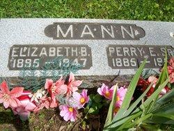 Elizabeth <I>Newberry</I> Mann