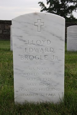 Lloyd Edward Brogle, Jr