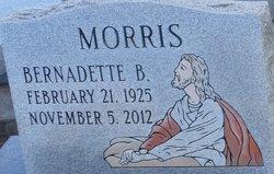 Bernadette <I>Broussard</I> Morris
