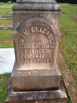 Susan Elizabeth <I>Cunningham</I> Gunnels