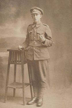 Pvt Fred Louis Johnston