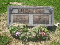 Edith Mae <I>Taylor</I> Heater