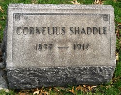 Cornelius Shaddle