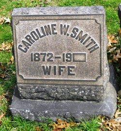 Caroline W. Smith