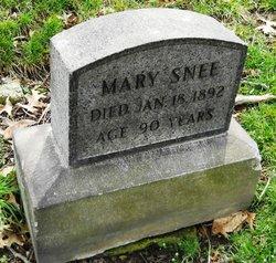 Mary Snee
