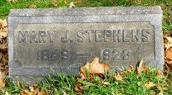 Mary J. Stephens