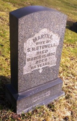 Martha Stowell