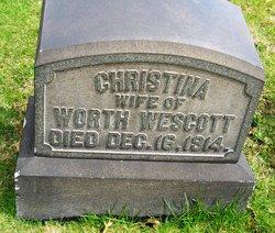 Christina Wescott