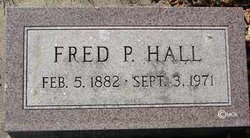 Fred P. Hall