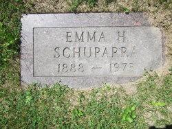 Emma <I>Gieske</I> Schuparra
