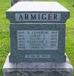 "Annetta E. ""Nettie"" Armiger"