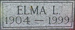 Elma Lucille <I>Snyder</I> Armstrong