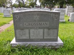 Bessie <I>Katz</I> Grossman