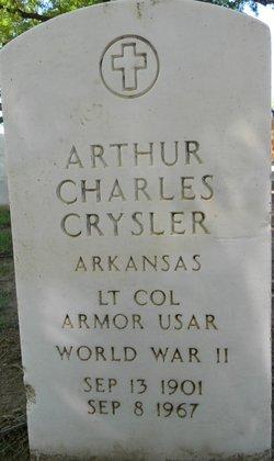 Arthur Charles Crysler