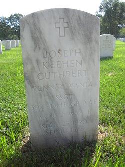 Joseph Keehen Cuthbert
