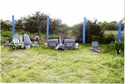 Juan Longoria Family Cemetery