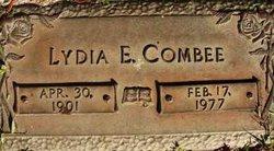 Lydia E. Combee