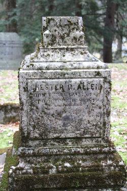 Chester C. Allen