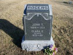 Clara E <I>Bricker</I> Rogers