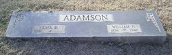 William Henry Adamson Sr.