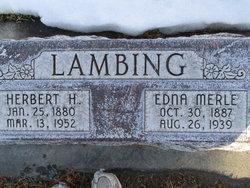 Herbert M. Lambing