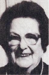 Anny Elisabeth <I>Van Hayn</I> Nowak