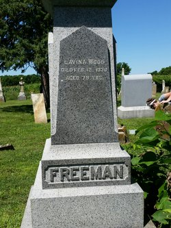 Lavina <I>Freeman</I> Wood