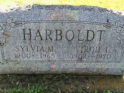 Sylvia May <I>Cummins</I> Harboldt