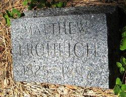 """Matthias """"Matthew"""" Frohlich"""