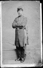 Capt Lorenzo Dow Brooks