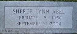 Sheree Lynn Abel