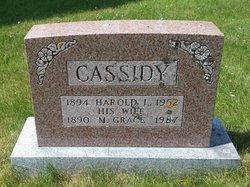 M Grace Cassidy