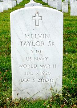 Melvin Taylor, Sr