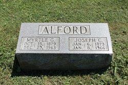 Myrtle G. <I>Coleman</I> Alford
