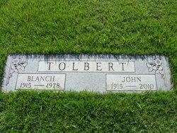 Blanch Tolbert
