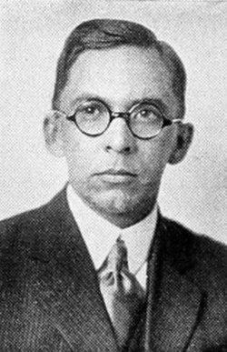 Rev Jacob Herman Snyder