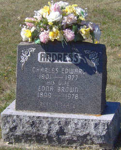 Edna <I>Brown</I> Andress
