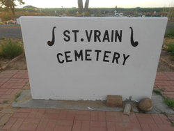 Saint Vrain Cemetery