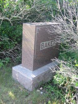 Sarah Ann <I>Monroe</I> Baker