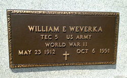 "William E. ""Bill"" Weverka"