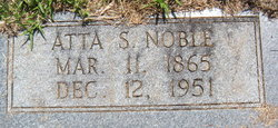 Atta A <I>Stevens</I> Noble