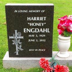 """Harriet """"Honey"""" Engdahl"""