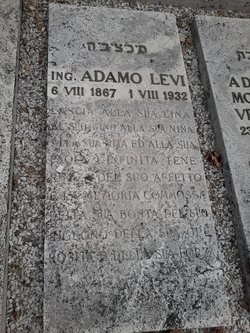 Dr Adamo Levi
