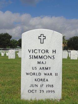 Victor Hurd Simmons