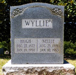 Nellie May <I>Haynes</I> Wyllie